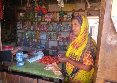 Gwandi shop.